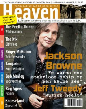 Heaven Magazine Cover