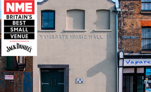 Live Show – Ramsgate Music Hall Friday 3rd April with Ralegh Long