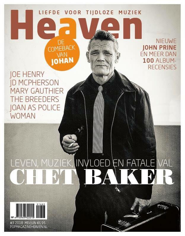 Heaven Magazine Netherlands 4.5 / 5 Star Review