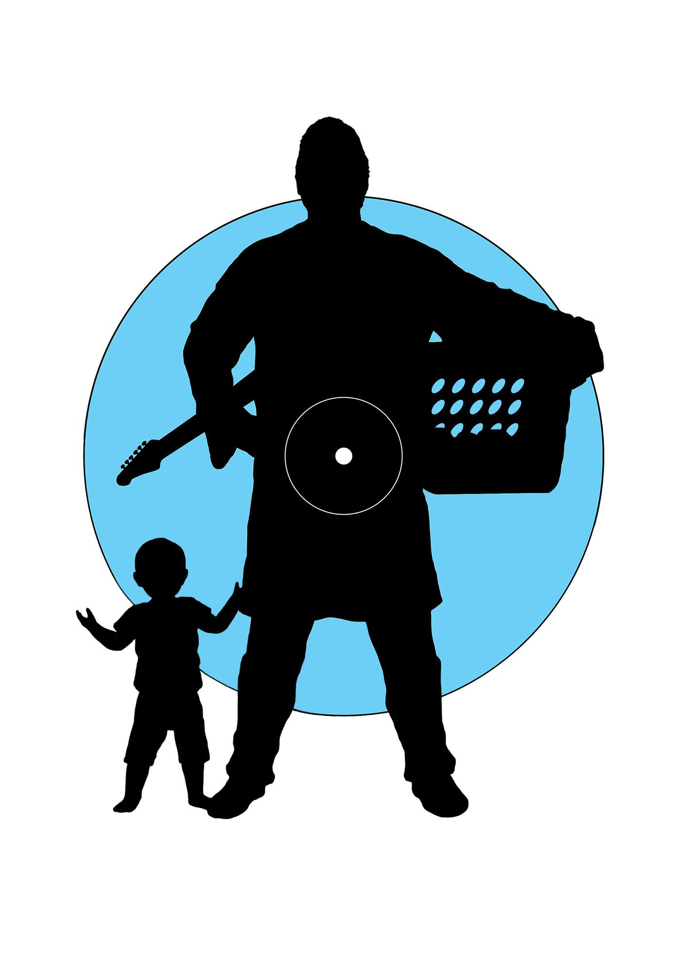 Just signed to Working Dad Recordings for North America. Yeah!