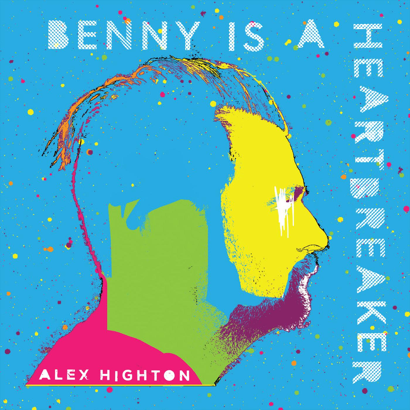 Benny Is A Heartbreaker Out Now On All Major Platforms!